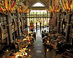 Disney Animal Kingdom 04 Lobby